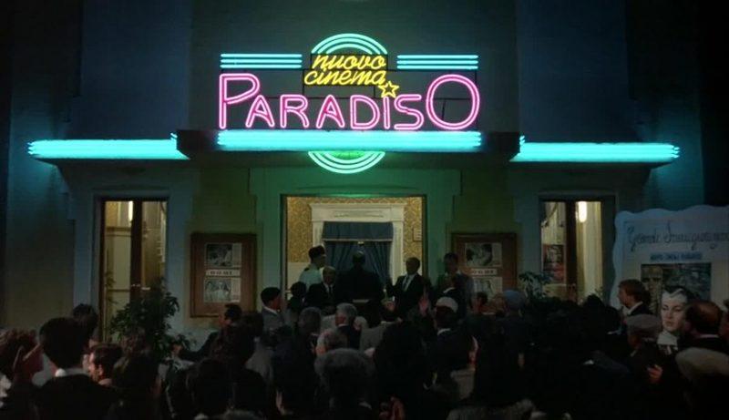 Scatto da Nuovo Cinema Paradiso